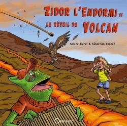 Zidor l'endormi et le réveil du volcan Tome 2