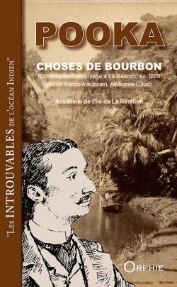 Pooka - Choses de Bourbon - Editions Orphie