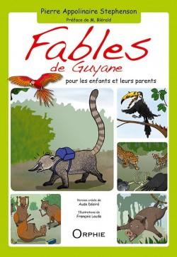 Fables de Guyane - Editions Orphie