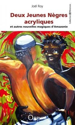 Deux jeunes Nègres acryliques l Editions Orphie